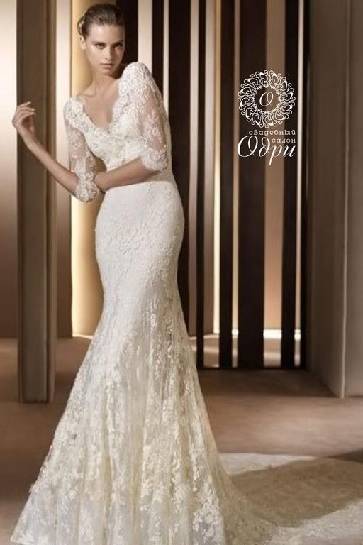 Украшения для свадебного платья рыбка